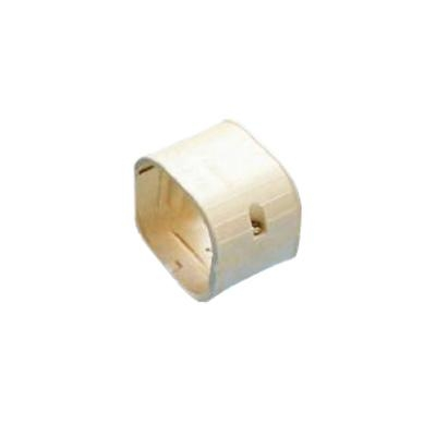 "SlimDuct Coupler (3"" W x 2-1/2"" D) - Ivory"