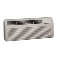 GE 9,400 BTU Digital PTHP Heat Pump Air Conditioner (R-410A) includes heater cord