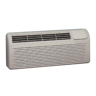 GE 14,800 BTU Digital PTHP Heat Pump Air Conditioner (R-410A) includes heater cord