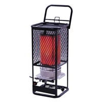HeatStar 125,000 BTU Portable Radiant Heater - Propane Gas