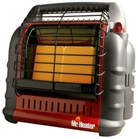 Mr. Heater 18,000BTU Big Buddy Propane Heater