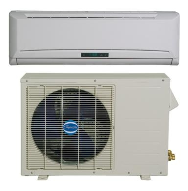 Comfort-Aire 24,000 BTU Single Zone Mini Split Heat Pump