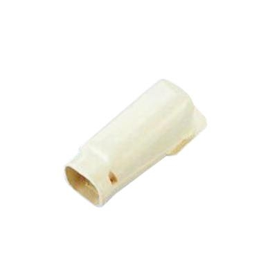 "SlimDuct Wall Inlet (3"" W x 2-1/2"" D) - White"