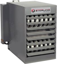 Sterling 350,000 BTU Tubular Unit Heater (Propane)
