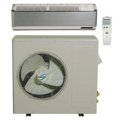 "Comfort-Aire ""V"" Series 27,000 BTU Single Zone Mini Split Heat Pump"